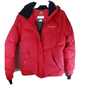 COLUMBIA Omni-heat Puffer Jacket Size Medium